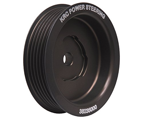KRC Power Steering KRC 38235000 Serpentine Crank Pulley (3.5in R-Lok)