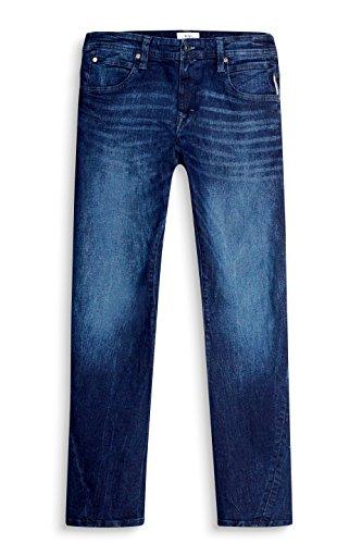 edc Slim 901 Hombre by Azul Dark Blue Wash para Esprit Vaqueros arBR1qa