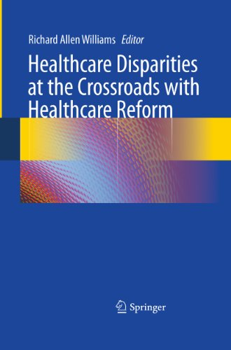 Download Healthcare Disparities at the Crossroads with Healthcare Reform Pdf