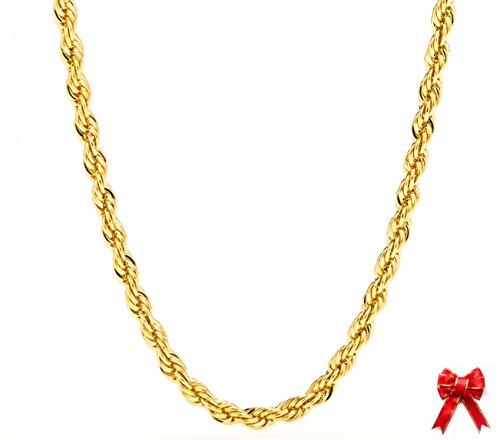 Mens 14k Gold Overlay - 5