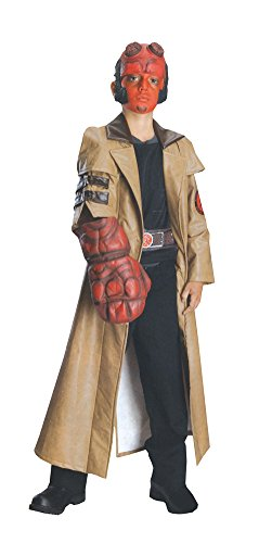 Kids- (Hellboy Halloween Costumes)