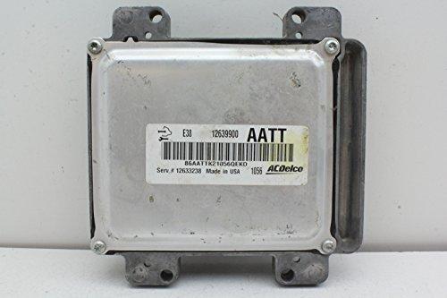 10-15 Chevrolet Corvette 12633238 Computer Brain Engine Control ECU ECM Module (Ecu Engine Control Module)