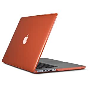 Speck Products SeeThru Case for MacBook Pro Retina 15-Inch, Wild Salmon