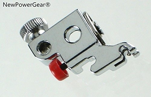 NewPowerGear Shank Roller Presser Foot Holder Replacement for Sew Machine Janome S-650, S-750, S-950, SD2014, S2015, DX2015, SS2015, SW2018E, DX2022, DX2030 - S750 Replacement