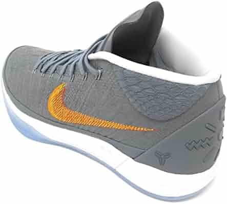 brand new 57e01 647f6 Nike Men s Kobe A.D. Basketball Shoes (10, Chrome Habanero Red)
