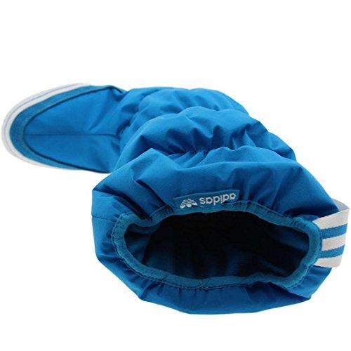 Adidas Originals Vrouwen Adiwinter Boot Scherpe Blauwe / Scherpe Blauw / Wit