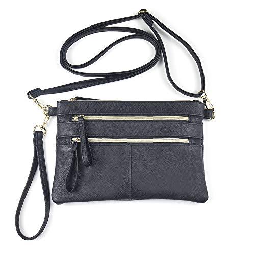 Multi Zipper Pocket Small...