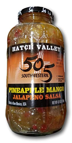 Hatch Valley 505 Southwestern Pineapple Mango Jalapeno Salsa