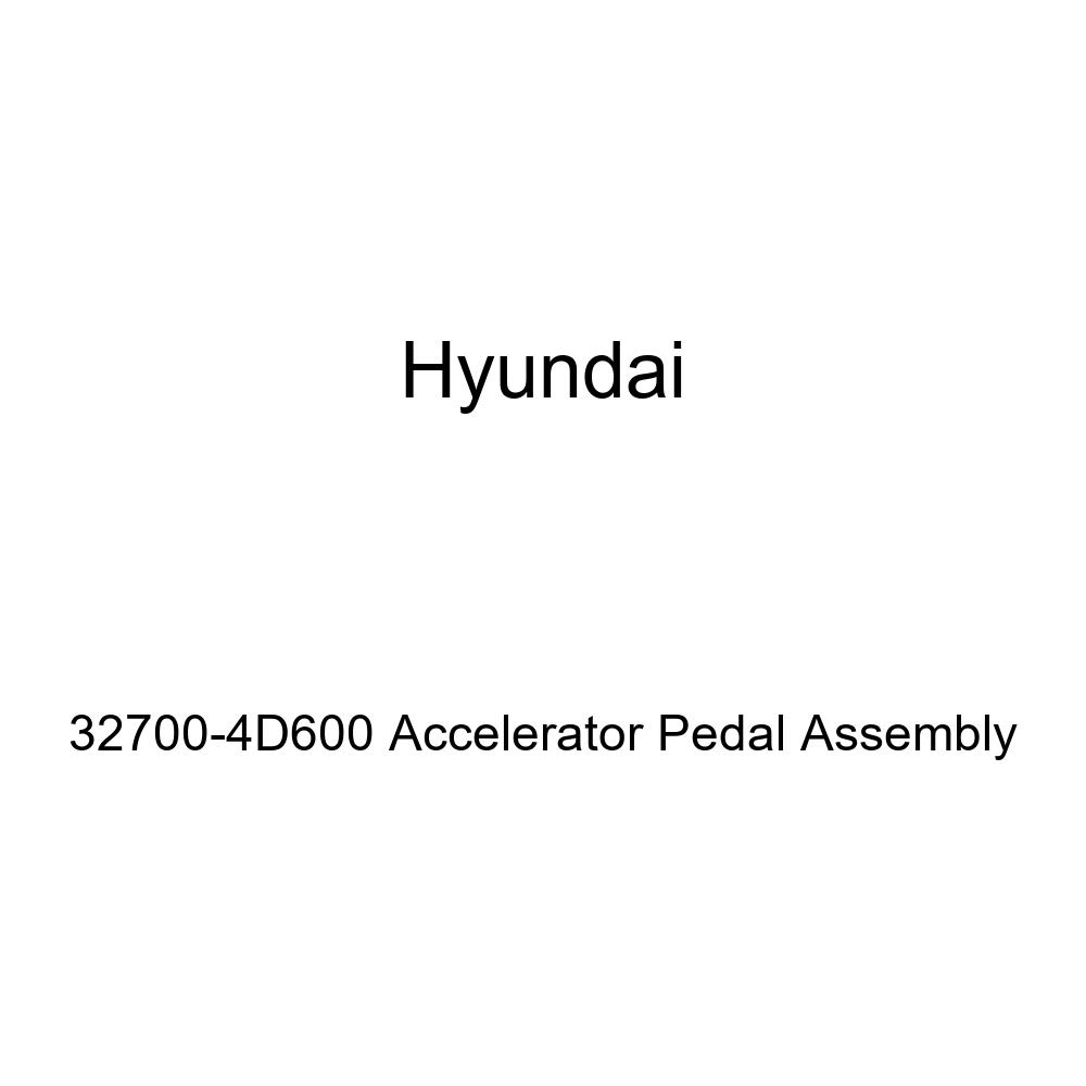 Genuine Hyundai 32700-4D600 Accelerator Pedal Assembly