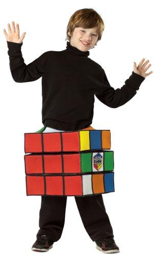 Rasta (Rubiks Cube Costume)