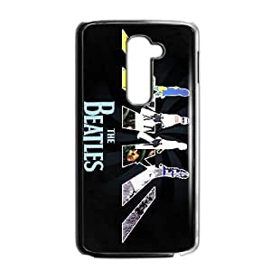 LG G2 Cell Phone Case Black The Beatles UDC DIY Custom Phone Case
