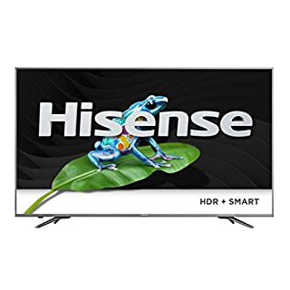 "Hisense 65"" UHD Smart LED TV (2017), Glossy (65H9D)"