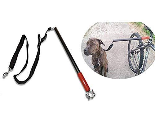 Dog Bicycle Exerciser Leash- Hands Free Dog Bicycle Bike Sport Exerciser Leash Lead Exerciser for Running Exercising Training Walking Jogging by DAN (Image #5)