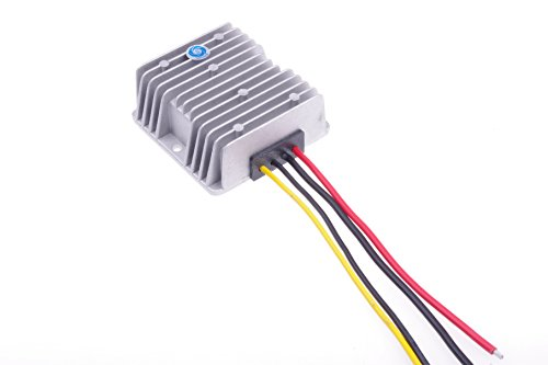 SMAKN® Synchronous Buck Voltage Converter DC 12V (8-16v) to 28V 10A 280W Power Supply Module ()
