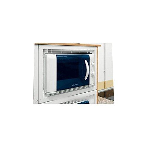 Electrolux - Kit de empotrar para Micro ondas color blanco para ...