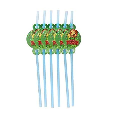 jungle Party Supplies Kit De Vajilla Desechable Plato De ...