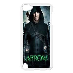 iPod Touch 5 Phone Case White Arrow ZDC419767