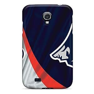 Xianshishop Premium Protective Hard Cases For Galaxy S4- Nice Design - New England Patriots