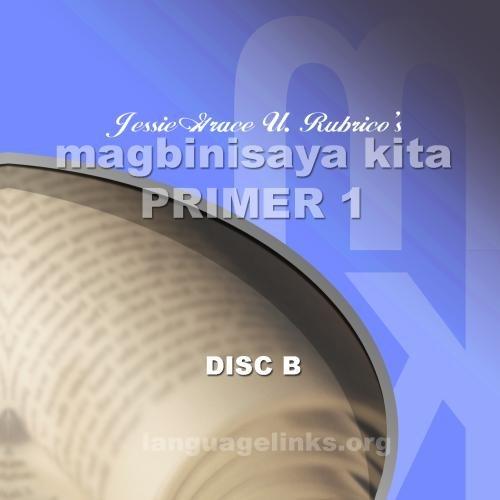 Magbinisaya Kita Primer 1 Audio CD Colleague Part 2