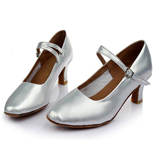 Enfants Fashion Lihaer Femmes Danse Sandales Salon Ladies Chaussures Adultes De Hauts Talons Latine Et Pour r7U5rqx