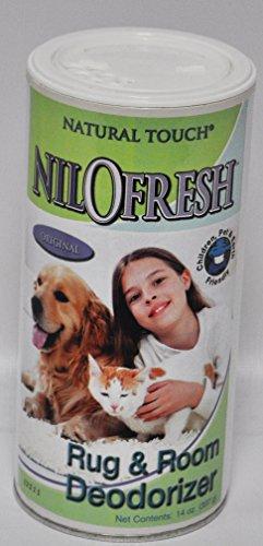 Nilofresh Rug and Room Deodorizer Original Scent 14 oz. ()