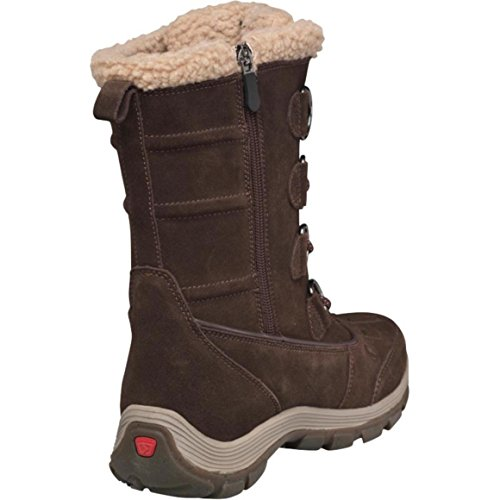 Womens Karrimor Cordova Snow Boots Brown Weathertite 6ngHwq
