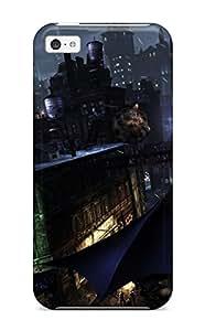 Dixie Delling Meier's Shop Best Sanp On Case Cover Protector For Iphone 5c (batman Arkham City) 6327132K49152282