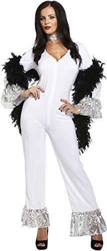 Abba Costumes Dancing Queen (Dancing Queen ABBA Costume One Size 10-14)