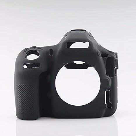 Pinyu DSLR Camera Video Lens Bag Soft Silicone Rubber Camera Protective Body Cover Case Skin for Nikon D850 Color : Yellow
