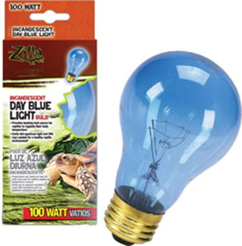 Zilla 100109918 09918 Day Blue Light Incandescent Bulb, for sale  Delivered anywhere in Canada