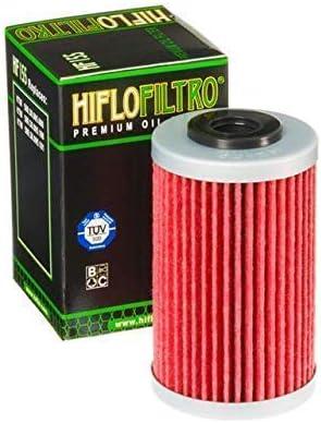 KTM Duke 125 11 12 13 14 15 16 17 18 Hiflo Hochleistung /Ölfilter Qualit/ät Original OE HF155
