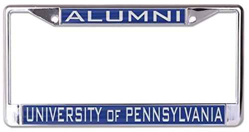 Penn Quakers License Plates | IvyLeagueCompare.com