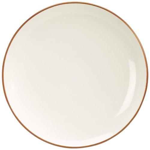 Noritake Colorwave Round Platter, Terra (Terra Cotta Round Dish)