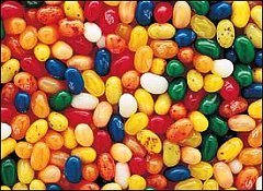10 lbs jelly belly - 7
