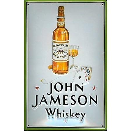 John Jameson Irlandés Whisky Bebidas Bar Pub Habitación Del ...