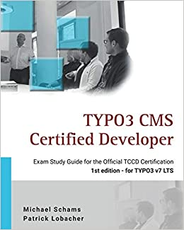 Amazon. Fr certified typo3 cms integrator: official exam study.