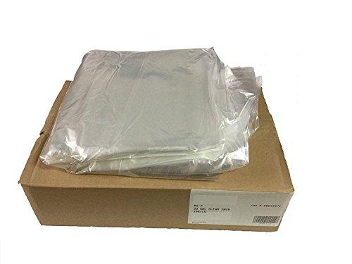 [해외]BAG PLACE 휴지통, 33 gal 1.5 Mil, 100 Case, Clear/BAG PLACE Trash Bags, 33 gal 1.5 Mil, 100 Case, Clear