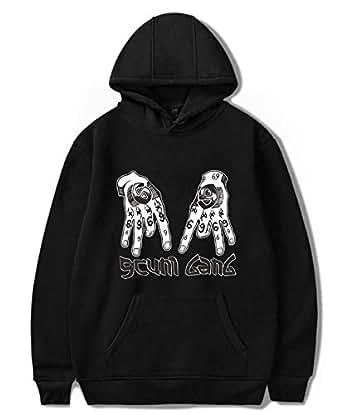 6ix9ine Hip Hop Hooded Men Clothes 2018 Harajuku Hip Hop Casual Hot Sale Tops Hoodies sweatshirt Plus Size-LK5