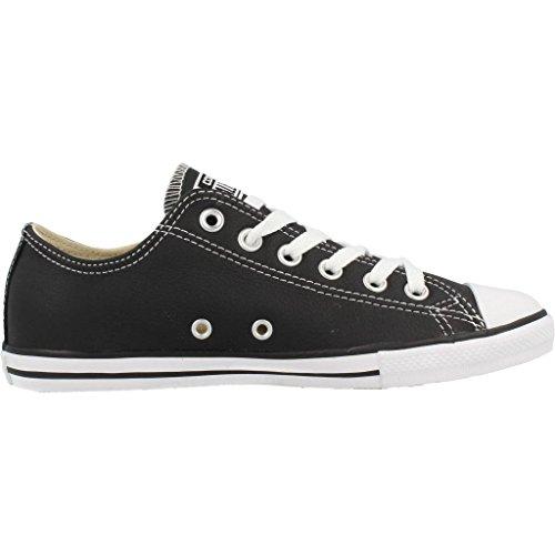Converse - Zapatillas de tela unisex Schwarz