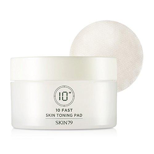 Skin 79 10 Fast Skin Toning Pads -Option 60 Pc