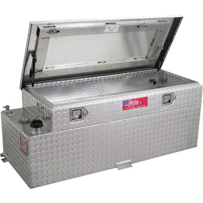 RDS Auxiliary Fuel Tank/Toolbox Combo - 60 Gallon, Model# 72644 by Rds