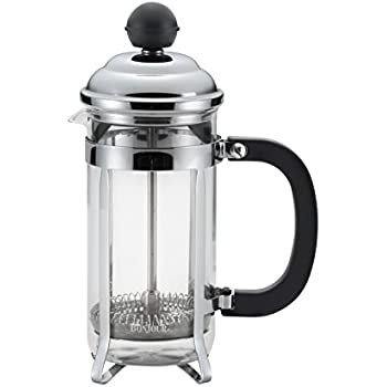 41E7iypCvTL. SL500 AC SS350   Cup French Press Coffee Maker Amazon Com Brillante Small French Press Coffee Maker With  Ounce  Cup Glass Beaker