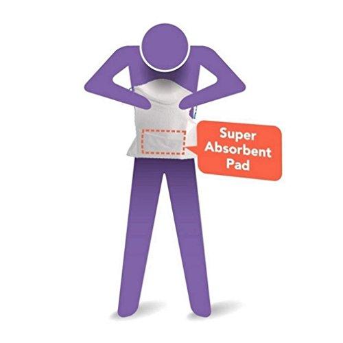 Carebag Medical Grade Vomit Bag With Super Absorbent Pad And Holder 12 Count