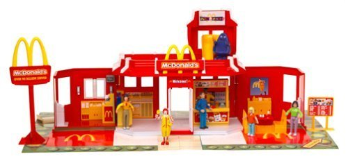 Toys For Restaurants : None mcdonald s play restaurant set buy online in uae