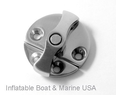 Boat Latch Catch - Turn / Twist Button - Door Cabinet Hatch - Small u2013 Marine  sc 1 st  Amazon.com & Amazon.com : Boat Latch Catch - Turn / Twist Button - Door Cabinet ...