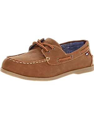Tommy Hilfiger Kids Douglas Boat Shoe (Toddler/Little Kid/Big Kid)