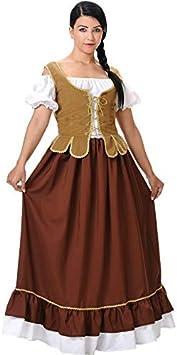 DISBACANAL Disfraz Medieval tabernera Mujer - -, M: Amazon.es ...