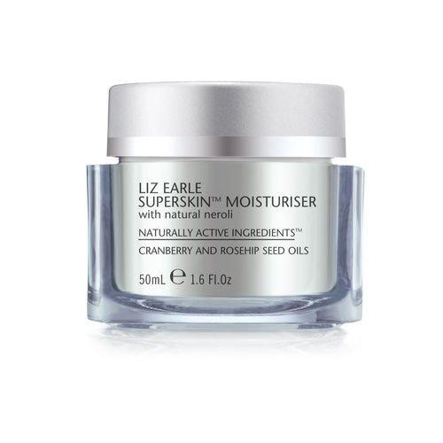 Liz Earle Superskin Moisturiser With Natural Neroli for Dry Mature Skin 50ml Just Out! (Best Moisturiser For Dark Skin)