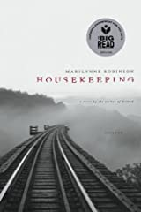 A modern classic, Housekeeping is the story of Ruth and her younger sister, Lucille, who grow up haphazardly, first under the care of their competent grandmother, then of two comically bumbling great-aunts, and finally of Sylvie, their eccentric a...
