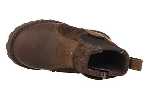 Timberland Jungen Asphalt Trail Chelse Chelsea Boots Braun